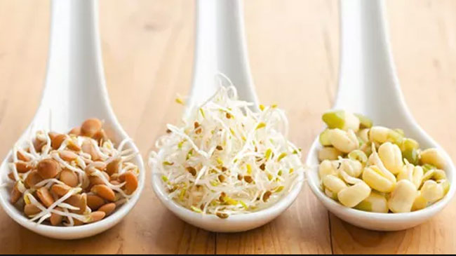 Sprouting your way to good health